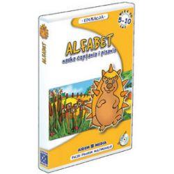 Alfabet: Nauka czytania i pisania (seria: Edukacja XXI wieku) CD-ROM