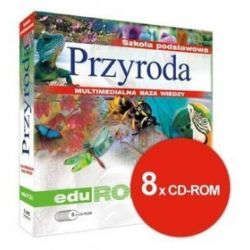 Przyroda dla Szkoły Podstawowej (zestaw do klasy 4, 5 i 6) CD-ROM