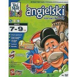 Tell me More Kids 3 - Miasto (wiek 7-9) CD-ROM