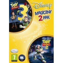 Disney Magiczny 2pak: Toy Story 2 + Toy Story 3 (PC) DVD