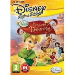 Disney Magiczna Kolekcja: Przygody Dzwoneczka (PC) CD-ROM