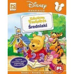 Disney Edukacja: Kubusiowe Przedszkole - Średniaki v.12 (PC) CD-ROM