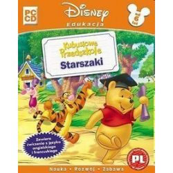Disney Edukacja: Kubusiowe Przedszkole - Starszaki v.12 (PC) CD-ROM