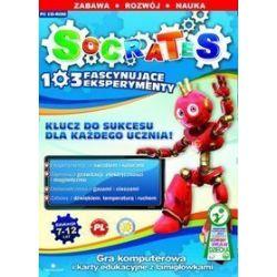 Socrates 103 fascynujące eksperymenty (7-12 lat) v. 2011 CD-ROM