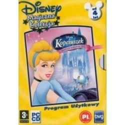 Disney Magiczna Kolekcja: Kopciuszek CD-ROM