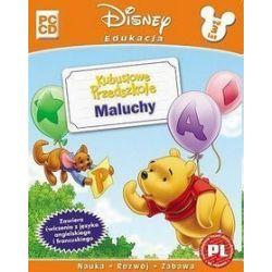 Disney Edukacja: Kubusiowe Przedszkole - Maluchy v.12 (PC) CD-ROM