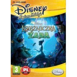 Disney Magiczna Kolekcja: Księżniczka i żaba (PC) DVD
