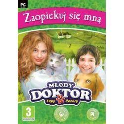 Zaopiekuj się mną - Młody Doktor Łapy i Pazury (PC) DVD