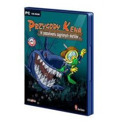 Przygody Kena - w poszukiwaniu zaginionych skarbów CD-ROM