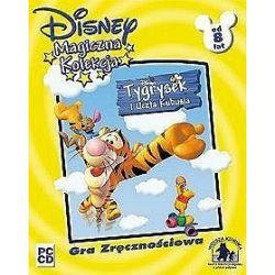 Disney Magiczna Kolekcja: Tygrysek i uczta Puchatka CD-ROM