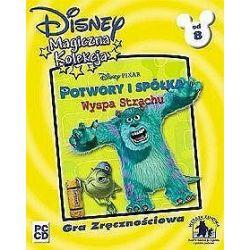 Disney Magiczna Kolekcja: Potwory i Spółka - Wyspa Strachów CD-ROM