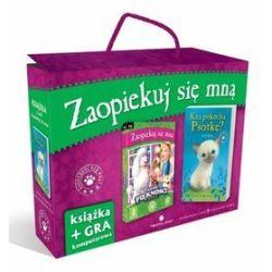 Zaopiekuj się mną - ZESTAW 4 - Kto pokocha Psotkę plus gra Salon piękności (PC) DVD