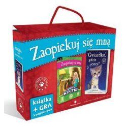 Zaopiekuj się mną - ZESTAW 3 - Gwiazdko, gdzie jesteś plus gra Konie i kucyki (PC) DVD