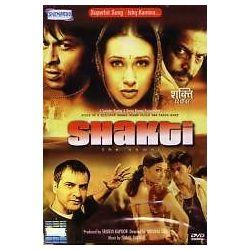 Shakti The Power Shahrukh Karishma Bollywood DVD