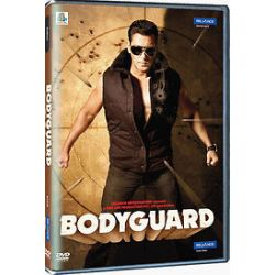 DVD Bodyguard Salman Khan Kareena Kapoor Bollywood DVD