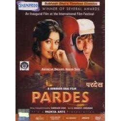 Pardes Shahrukh Mahima Bollywood Hindi Movie DVD