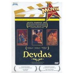 Devdas Shahrukh Madhuri Aishwarya Bollywood DVD