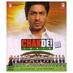Chak de India Shahrukh Khan Shilpa Vidya Bollywood DVD