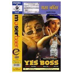 Yes Boss Shahrukh Juhi Chawla Bollywood Hindi DVD