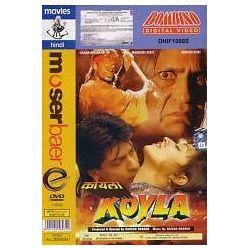 Koyla Shahrukh Khan Madhuri Dixit Bollywood Hindi DVD