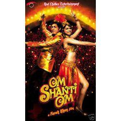 OM Shanti OM Shahrukh Deepika Bollywood Movie DVD