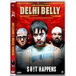 Delhi Belly DVD Imran Khan Vir Das Kunaal Roy Shenaz Bollywood DVD