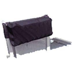 Poduszka pneumatyczna na oparcie wózka inwalidzkiego