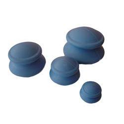 Gumowe bezogniowe bańki akupunkturowe