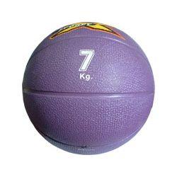 Piłka lekarska - wzór koszykarski - 5 kg.