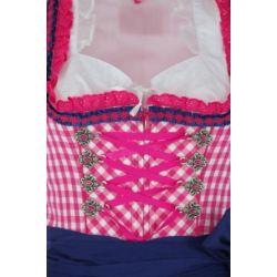 Dirndl Antonia in pink von Krüger Dirndl
