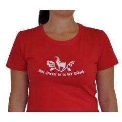 """Frauen-Shirt """"ois echt"""""""