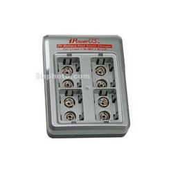 iPower FC-9VX44 Fast Smart 9V 4-Bay Charger FC-9V4LN B&H Photo