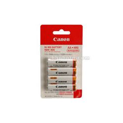 Canon NB4-300 AA NiMH Batteries (4-pack) 1171B002 B&H Photo