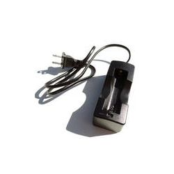ExtremeBeam Single 18650 Charger (100-240V Voltage) EB-XA-B01