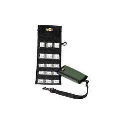 LensCoat Memory Card Wallet SD15 (Green) MWSD15GR B&H Photo