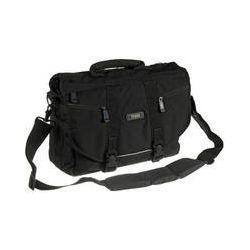 Tenba Messenger: Large Photo/Laptop Bag (Black) 638-231 B&H
