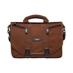 Tenba Photo/Laptop Messenger Bag (Mini, Chocolate Brown) 638-367