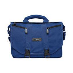 Tenba Photo/Laptop Messenger Bag (Mini, Blue) 638-363 B&H Photo