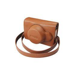 Pentax  Q Vintage Leather Case 85226 B&H Photo Video