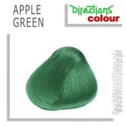 Toner do włosów Zielony