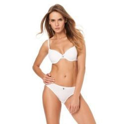 La Dessous, Dirndl Push-Up-Bra In Weiss, Damen