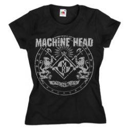bluzeczka dziewczęca MACHINE HEAD - LIONS