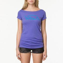bluzeczka damska VANS - G REINCARNATE BLUE IRIS