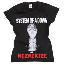 c3c503d55d7460 ... bluzka damska SYSTEM OF A DOWN - MEZMERIZE