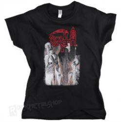 bluzeczka damska DEATH - HUMAN