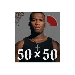 50 X 50, 50 cent In His Own Words by 50 Cent, 9781416544715.
