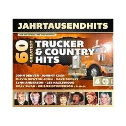Musik: 60 Greatest Trucker & Country