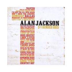 Musik: 34 Number Ones  von Alan Jackson