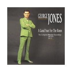 Musik: A Good Year For The Roses  von George Jones