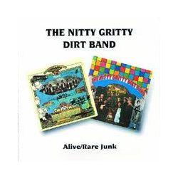 Musik: Alive/Rare Junk  von Nitty Gritty Dirt Band